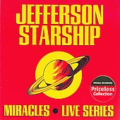Jefferson Starship: Miracles: Live Series