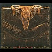 Beausoleil: Alligator Purse [Digipak]