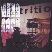 Attrition: Across the Divide: Live in Holland