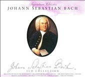 Bach: Brandenburg Concertos; Orchestral Suites; Double Concertos; Organ Works [Box Set]