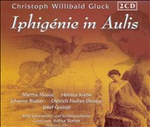 Gluck: Iphig&#233;nie in Aulis