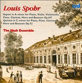 Spohr: Septet op. 147/Quintet op. 52