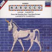 Verdi: Nabucco / Gardelli, Gobbi, Suliotis, et al