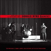 Donald Byrd: Complete Live At the Olympia 1958
