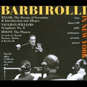 Sir John Barbirolli in New York