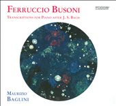 Busoni: Transcriptions for Piano after J.S. Bach