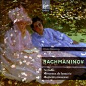 Rachmaninov Piano Works / Dmitri Alexeev