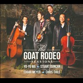 Goat Rodeo Sessions / Yo-Yo Ma, Stuart Duncan, Edgar Meyer and Chris Thile