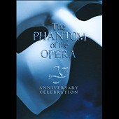 Phantom Of The Opera: 25th Anniversary Collection [4 CDs + 1 DVD]