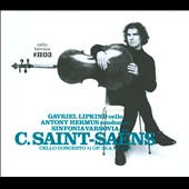Cello Heroics III: C. Saint-Saens: Cello Concerto no 1 / [Includes Sheet Music], Gavriel Lipkind