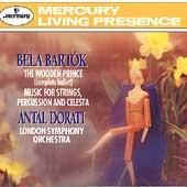 Bartók: The Wooden Prince, etc / Dorati, London SO
