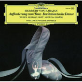 Invitation to the Dance: Weber, Berlioz, Liszt, Smetana / Karajan