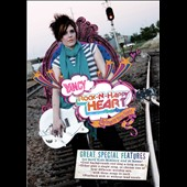 Yancy: Rock-N-Happy Heart [DVD/CD]
