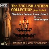 The English Anthem Collection, Vol. 1 / Harper - Magdalen College Choir Oxford