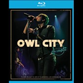 Owl City: Owl City: Live from Los Angeles [Blu-Ray]