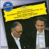 Beethoven: Piano Concertos Nos. 3 & 4