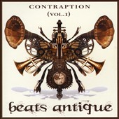 Beats Antique: Contraption, Vol. 1