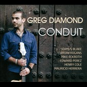 Greg Diamond/Seamus Blake: Conduit [Digipak] *