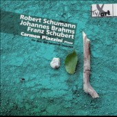Piano works by Schumann, Brahms & Schubert / Carmen Piazzini, piano