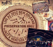 Preservation Hall Jazz Band: Live at Jazzfest 2012