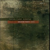 F.J. Haydn: Piano Sonatas in D, E minor, B minor, E Flat; Andante with Variations / Alexander Kobrin: piano