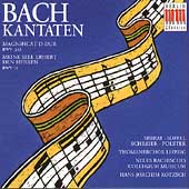 Bach: Kantaten, Magnificat, etc / Rotsch, Shirai, et al