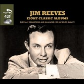Jim Reeves: Eight Classic Albums