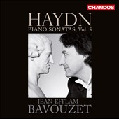 Haydn: Piano Sonatas, Vol. 5 / Jean-Efflam Bavouzet, piano
