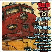 Red Wagons: Jumpin' With Friends!