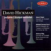 Three Trumpet Concertos / David Hickman
