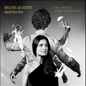 Beethoven: The Complete String Quartets, Vol. 2 (live) / Belcea Quartet