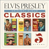 Elvis Presley: Original Album Classics [Box]