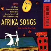 Entartete Musik - Grosz: Afrika Songs, etc / Matrix Ensemble