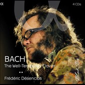 J.S. Bach: The Well-Tempered Clavier / Frédéric Desenclos, organ