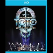 Toto: 35th Anniversary: Live in Poland [Video]