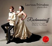 Rachmaninoff: Symponic Dances; Suites for Two Pianos