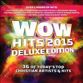 Various Artists: Wow Hits 2015 [Deluxe]