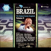 Various Artists: Brazil: The Original Samba Songbook: The Martinho Da Vila Songbook, Vol. 2 [Digipak] [8/12]