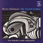 Secret Guitar / Bryan Johanson