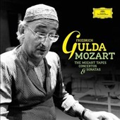 The Mozart Tapes: Concertos & Sonatas by Mozart / Friedrich Gulda, piano [10 CDs]