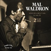Mal Waldron: Mal 87 & News: Run About Mal