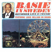 Count Basie: Live in Sweden