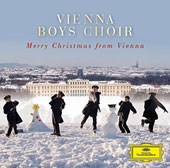 Vienna Boys' Choir: Merry Christmas from Vienna *