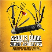 Matthew Margeson: Scouts Guide to the Zombie Apocalypse [Original Soundtrack]