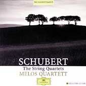 Schubert: The String Quartets / Melos Quartet