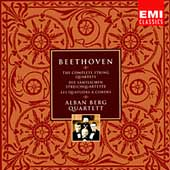 Beethoven: Complete String Quartets / Alban Berg Quartett