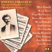 J. Strauss II: Transcriptions & Paraphrases for Solo Piano