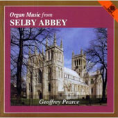 Organ Music from Selby Abbey / Geoffrey Pearce