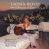 Whispers of Love - Liona Boyd