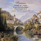 Schumann: Fantasy in C, Piano Sonata no 2, Etudes / Hamelin